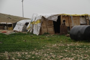 Jahalin Bedouin Camp