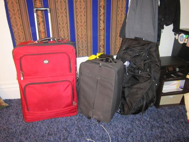 Packing for Ghana!