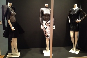 Black Dress Exhibit