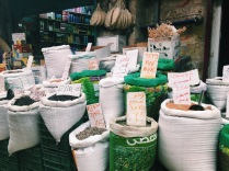 Arab market in Akko