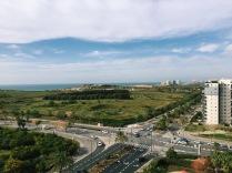 Great view of North Tel Aviv