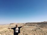 The desert is THIS big!